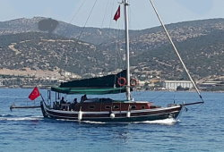 goelette turque type tirhandil a vendre