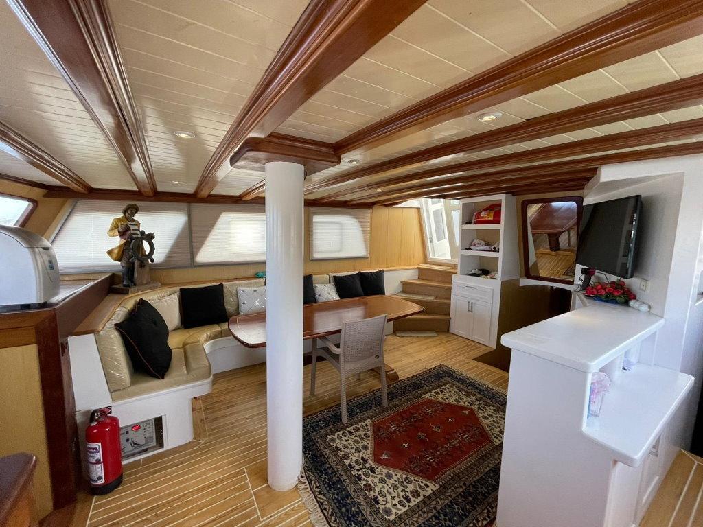 bateau turc a vendre Turquie