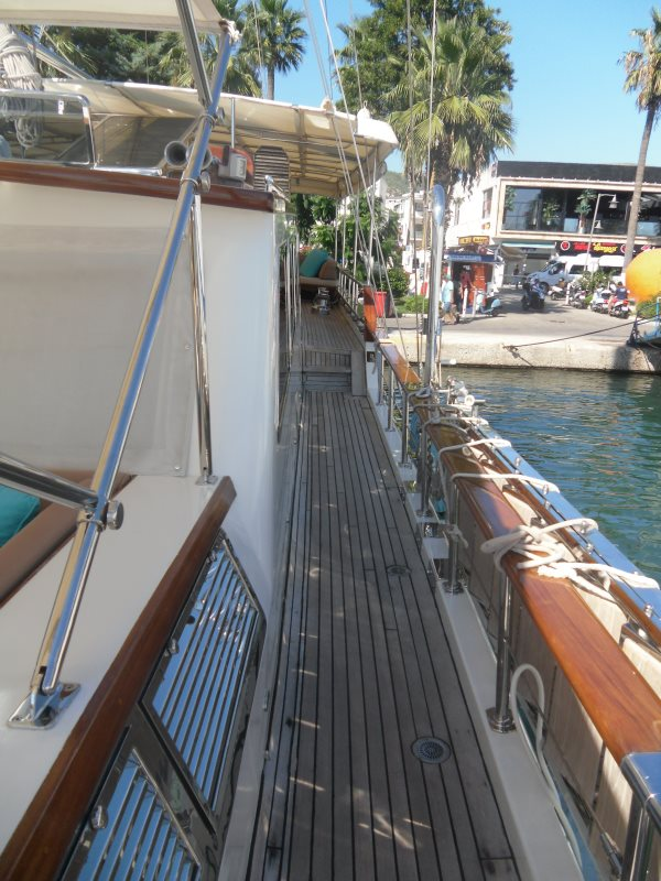 bateau a vendre Turquie